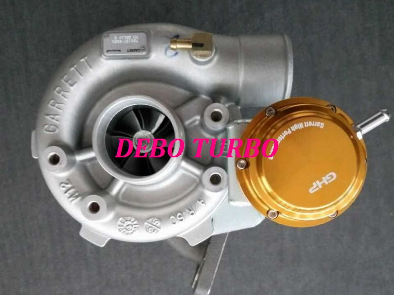 NEW GENUINE DMS GT25 766137 0002 28231 2C410 49377 06902 Turbo Turbocharger for HYUNDAI Genesis Coupe Theta G4KC 2.0L 350HP|Turbo Chargers & Parts| |  - title=