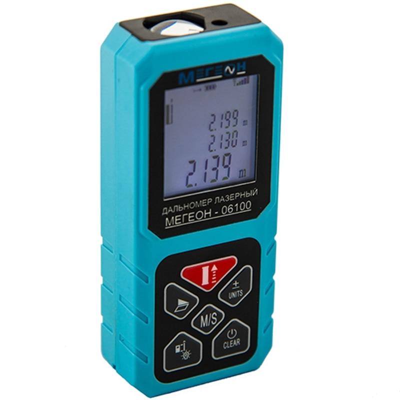 Rangefinder laser MEGEON 06100 весы напольные salter 9069 t