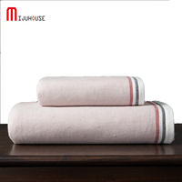 100% Cotton Arrow Weaving British Style Towel Set Bath Towel Face Towels For Adults Luxury Cleaning Shower Brand Towel Bathroom