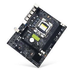 X79 LGA 1356 Pin CPU płyta główna RECC DDR3 serwer pulpit płyta główna podwójny podwójny kanał PCI E X16 dla Intel H61 rdzeń hexa w Płyty główne od Komputer i biuro na