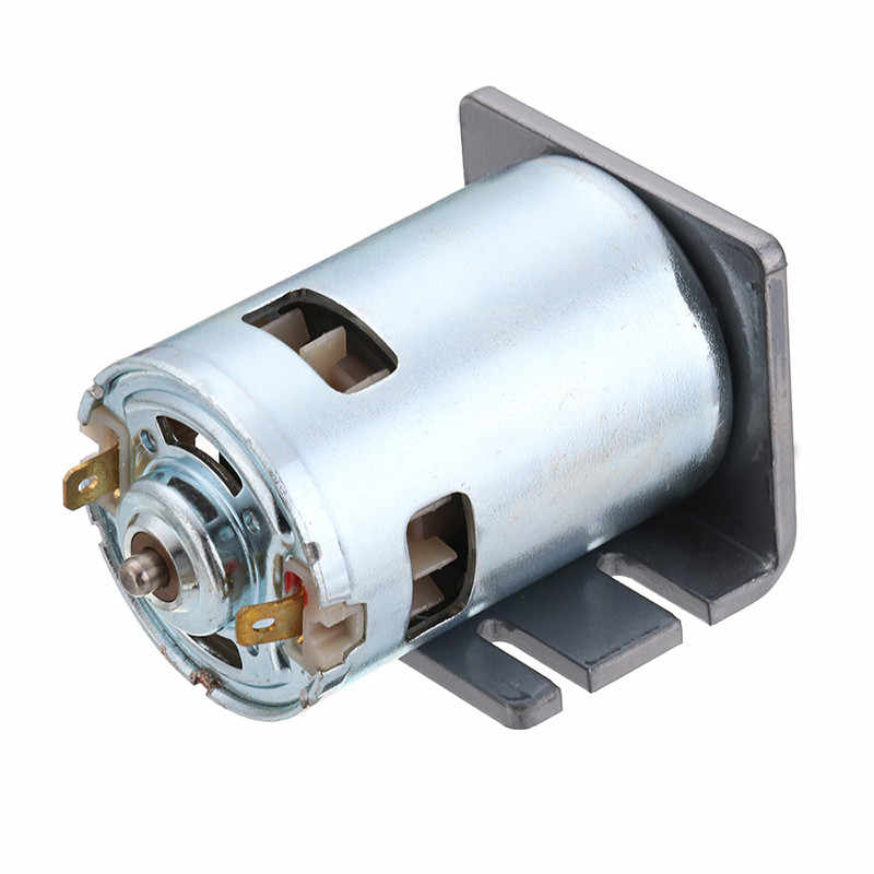 12-24 V 13000/26000 rpm 885 高速 Dc モータ/モータブラケット大トルクボールベアリングモータモータフレーム