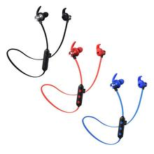 XT22 Waterproof Sweatproof Stereo Headset Wireless Sports Headphones With SD TF Card Slot Wireless Bluetooth Headset
