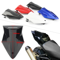 Motorcycle Rear Pillion Passenger Cowl Seat Back Cover Fairing Part For BMW S1000RR 2015 2016 2017 2018 / 15 16 17 18