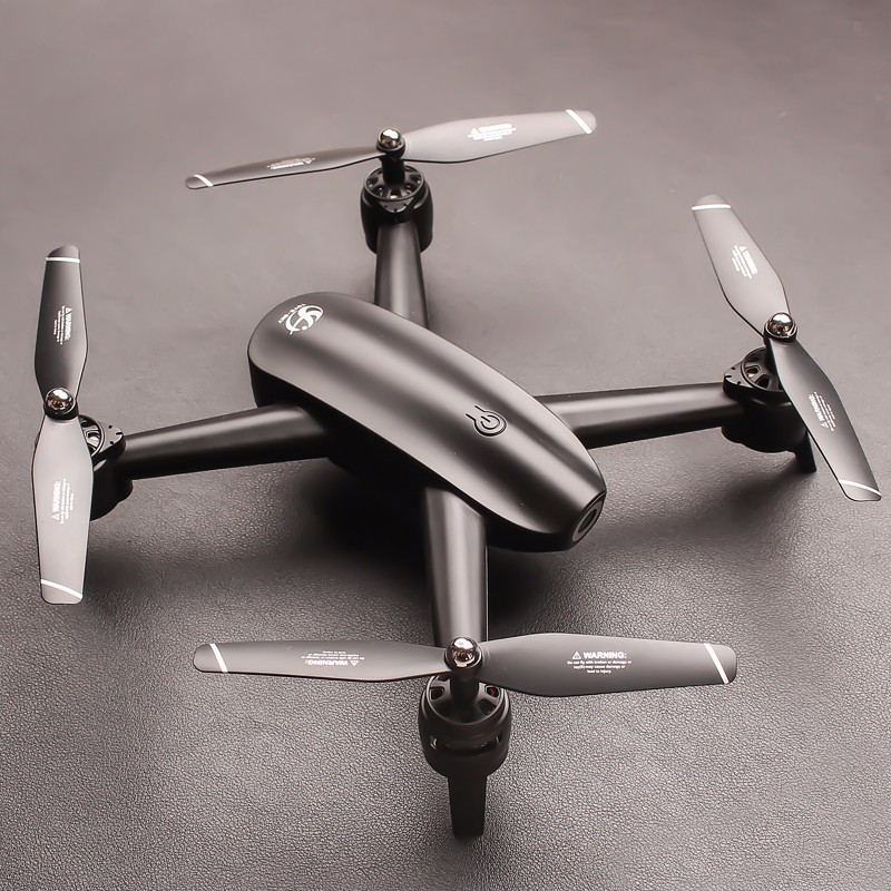 Drones With Camera Hd Quadrocopter Drone 4K Mini Dual Camera Foldable Remote Control Helicopter Quadcopters Dron Toys image