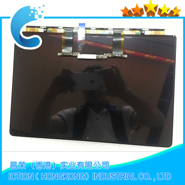 Image 2 - Original New 13 A1706 A1708 LCD Screen For Apple Macbook Pro A1706 A1708 LCD Screen Display Panel 2016 2017 Year-in Laptop LCD Screen from Computer & Office