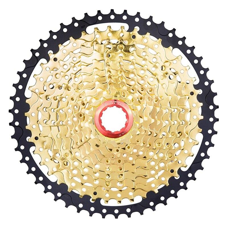 FSTE Ztto 11S 50T Sl Black Gold Mtb Mountain Bike Bicycle 11 Speed Freewheel For Xt X1 X01 X1FSTE Ztto 11S 50T Sl Black Gold Mtb Mountain Bike Bicycle 11 Speed Freewheel For Xt X1 X01 X1