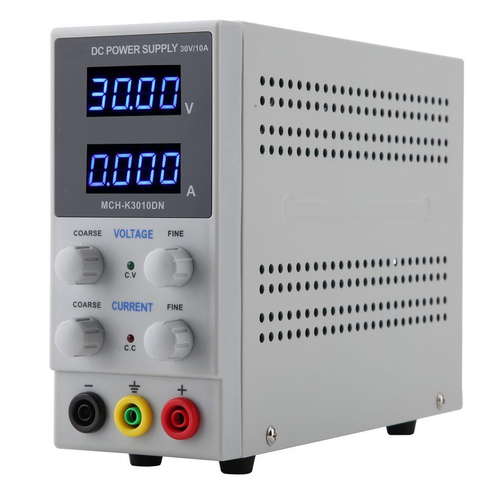 MCH K3010DN 30V 10A DC Power Supply High Accuracy DC Adjustable Power Supply 4LED Regulated Power