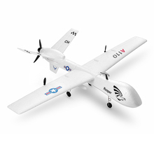 Original RC Drone XK A110 2.4G 565mm 3CH RC Airplane Fixed Wing RC Plane RC Aircraft Outdoor Toys for Children ZLRC