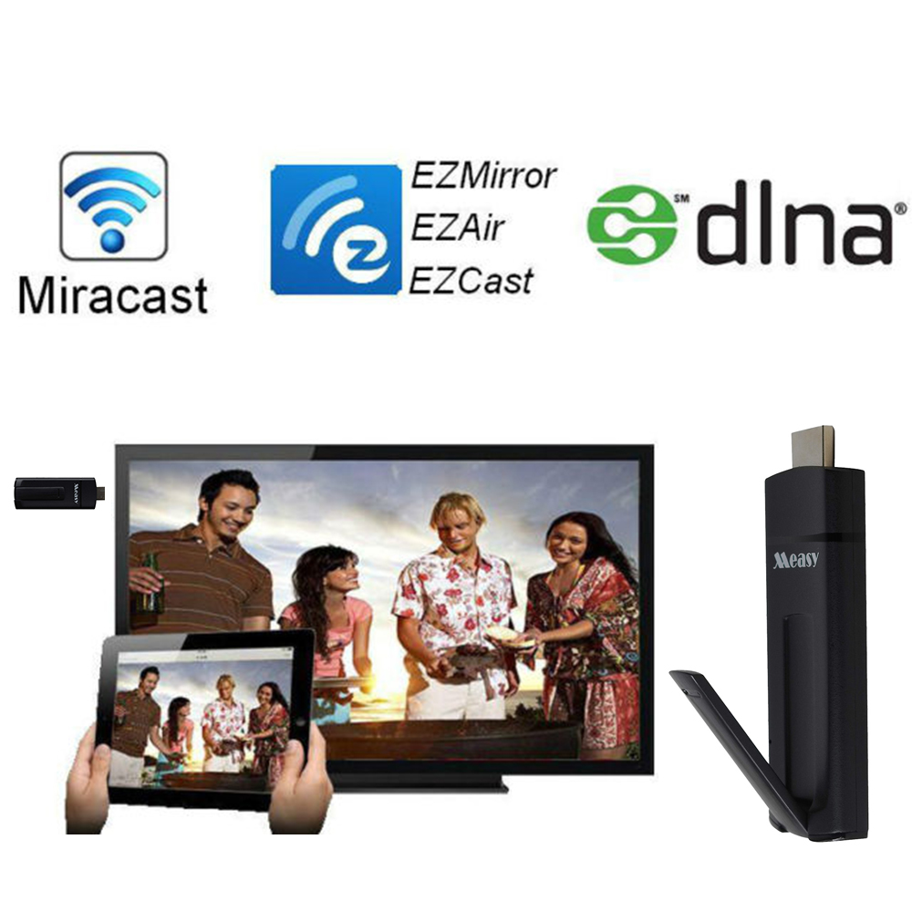 Measy a2w ii EzCast <font><b>TV</b></font>-Stick HDMI 1080 P Miracast DLNA Airplay WiFi Anzeigen Receiver <font><b>Dongle</b></font> für Andriod windows Iphone ipad IOS image