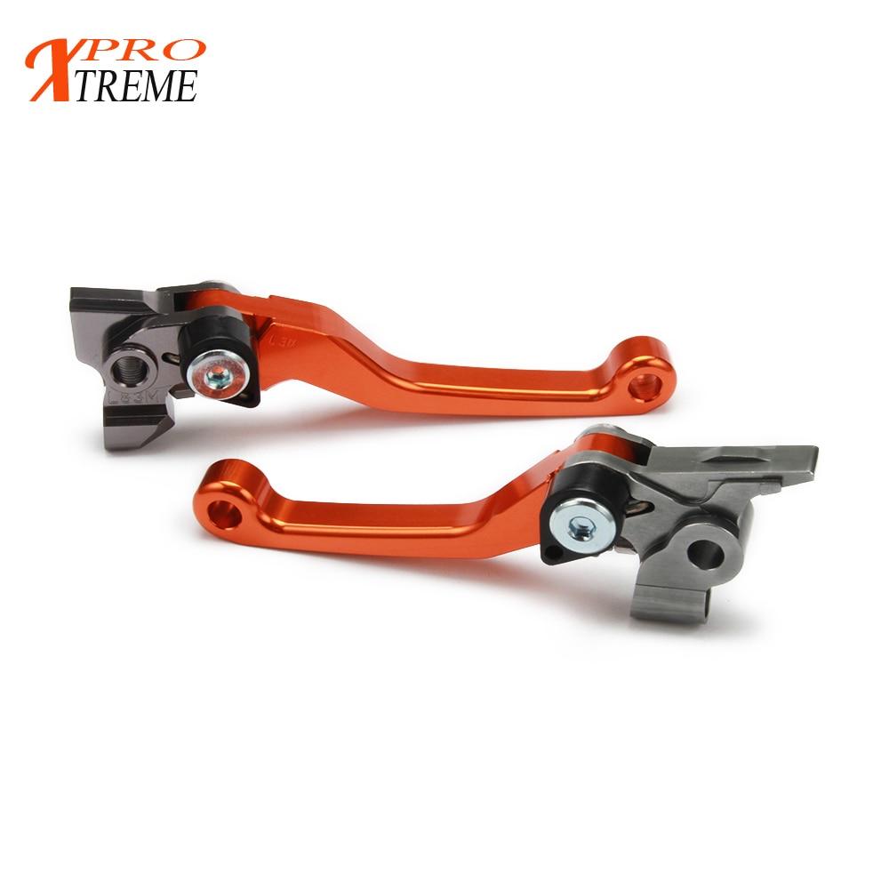 Orange Brake Clutch Levers handle For KTM 300 EXC//F 2014-2015-2016-2017