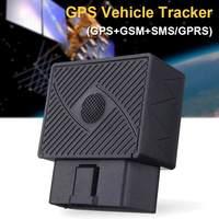 16 PIN Auto Car GPS Tracker locator OBD Real Time Car Vehicle GSM GPRS GPS Tracker Locator Tracking Device