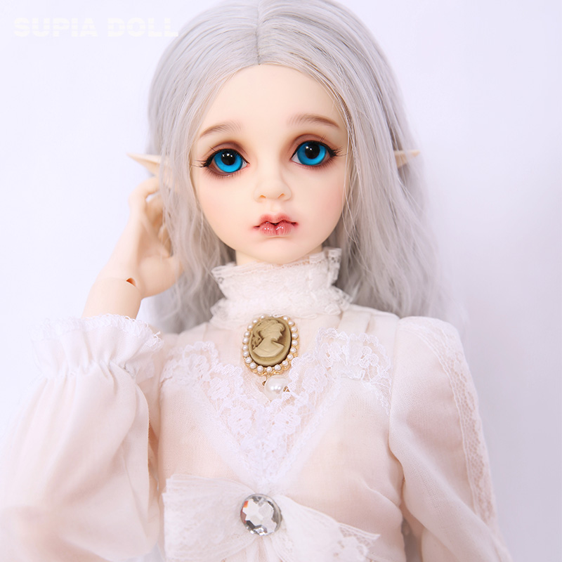 BJD SD Doll Supia Lana 1 3 Resin Figures Body Model Baby Girls Boys High Quality