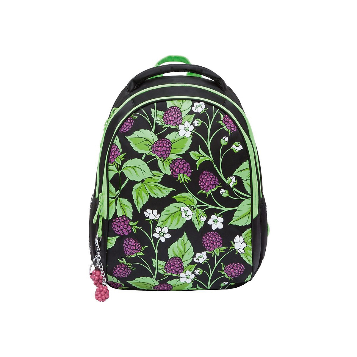 School Bags GRIZZLY 8333824 Schoolbag Backpack Orthopedic Bag For Boy And Girl Animals Flowers MTpromo