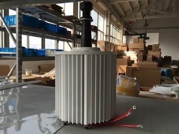 цена на AC 2000watts Permanent Magnet Alternator 2kw 48v 96v 120v 220v 230v 240vac Low RPM Generator for wind turbine