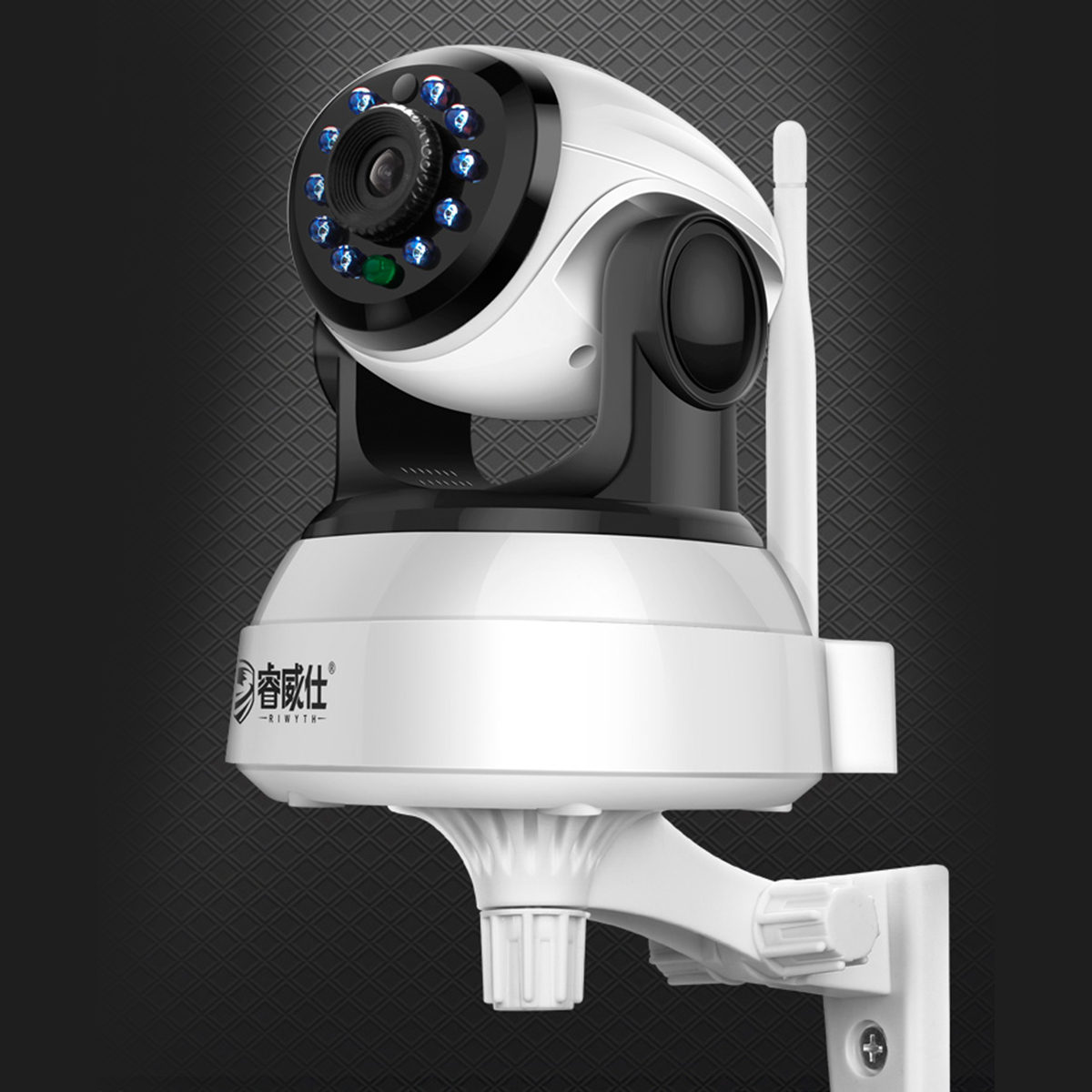 SOONHUA Wireless Home Security IP Camera Smart WiFi Camera Two Way Audio Baby Monitor Surveillance HD Mini CCTV CameraSOONHUA Wireless Home Security IP Camera Smart WiFi Camera Two Way Audio Baby Monitor Surveillance HD Mini CCTV Camera