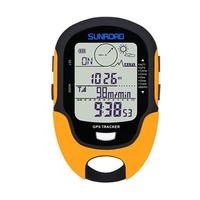 1 pc Multifunctional Electronic GPS Beidou System Altimeter with Compass for Hiking Climbing Camping Equipment Accessories New