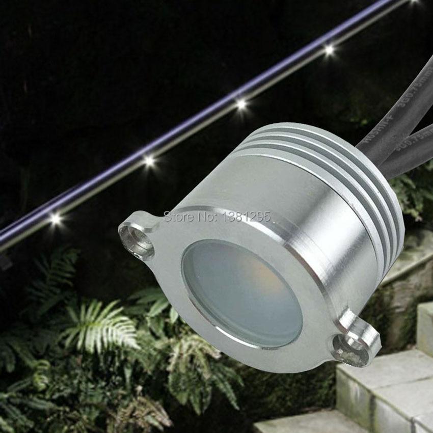 Led Illuminated Stainless Steel