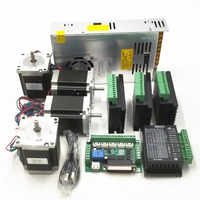 linear shaft 16mm 1900mm+MGN9-1600mm +MGN9H+rack +NAME23 motor driver TB6600 set
