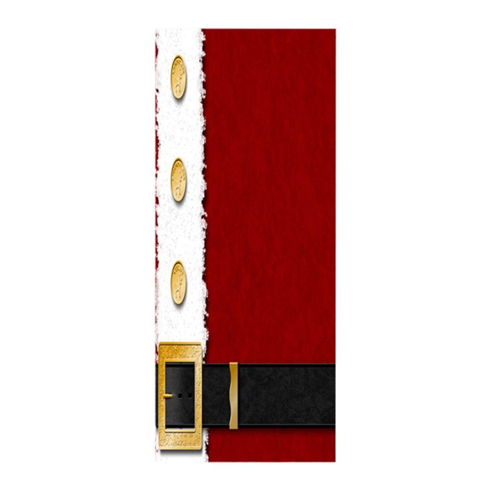 1 Pc Schmuck Tür Aufkleber Selbst Klebe Wasserdicht Abnehmbare Tür Wandmalereien Tapeten Wand Aufkleber Für Home Wohnzimmer Schlafzimmer