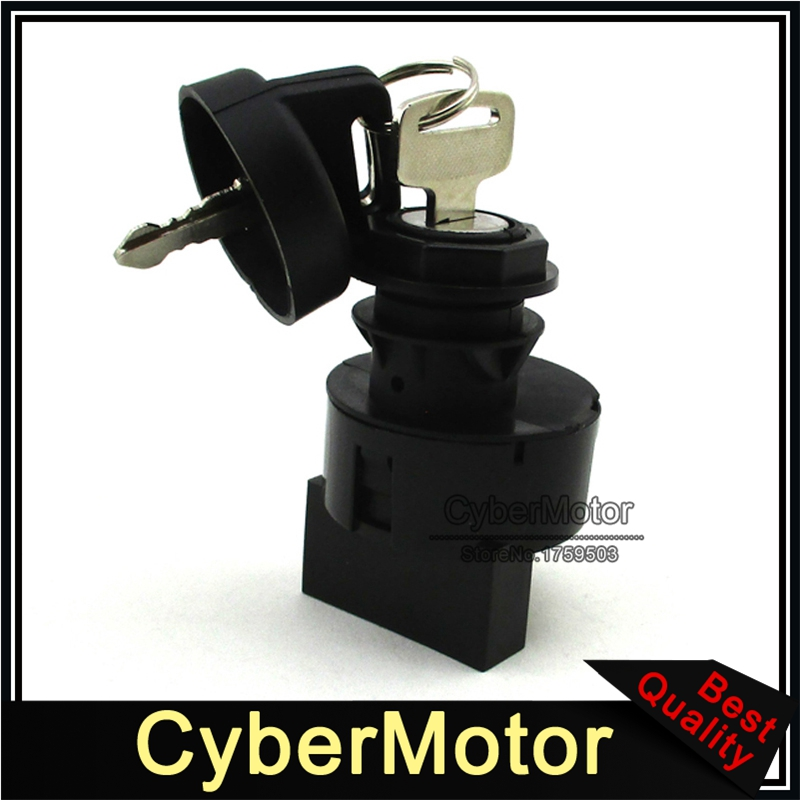 Starter Solenoid Relay Ignition Key Switch for Polaris Sportsman 800 500 RZR 800