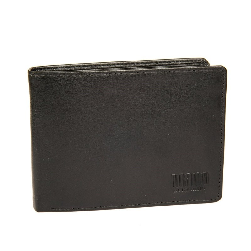 цена Coin Purse Mano 14663 black онлайн в 2017 году