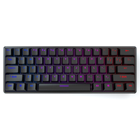 Xiaomi Youpin IQUNIX F60 60% 61Keys Bluetooth Type c Wired Cherry MX Switch Mechanical Keyboard Gaming Dual Mode
