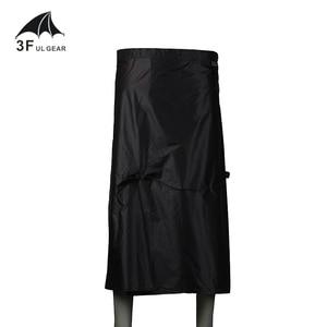 Image 3 - 3F UL GEAR kolarstwo Camping piesze wycieczki spodnie przeciwdeszczowe lekka wodoodporna spódnica przeciwdeszczowa 15D silikon tylko 65g
