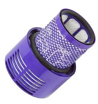 Nadający się do prania duży filtr dla Dyson V10 Sv12 cyklon zwierząt absolutną sumie czyste bezprzewodowy odkurzacz, wymienić filtr