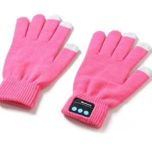 Bluetooth-Gloves Music-75g Headset Touch-Screen Call-Pair V4.2 Knitted of Wireless