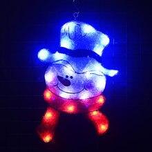 24v navidad Снеговик eva festival light 179 in Высокий свет