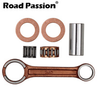 Road Passion Motorcycle Piston Connecting Rod For KTM 85 SX 2013 2015