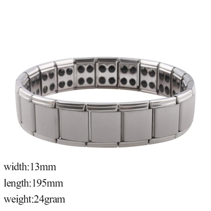 Fashion Magnetic Slimming Bracelet Slimness Anti Cellulite For Man Woman Link Chain Weight Loss Bracelet Slimming Product