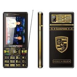 Mafam n88s tela sensível ao toque grande teclado do telefone móvel analógico tv longo tempo de espera botão grande câmera de voz barato telefone celular ancião