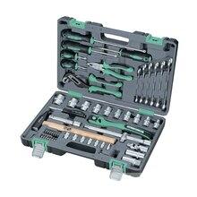 Набор ручного инструмента STELS 14116 (76 предметов, кейс в комплекте)