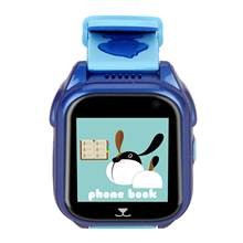 Waterproof IP67 Kids Smart Watch Accurate GPS Tracker for Kid Boys Girls Smart watch Phone watch Game watch with SOS Call Came(China)