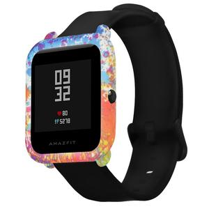 Image 3 - All Inclusive Soft Protective Cover Smooth Anti Break Crack Protection Painted Watches Case For Huami AMAZFIT Youth Edition