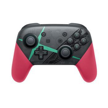 Manette Pro Sans Fil Vibration Nintendo Switch Xenoblade