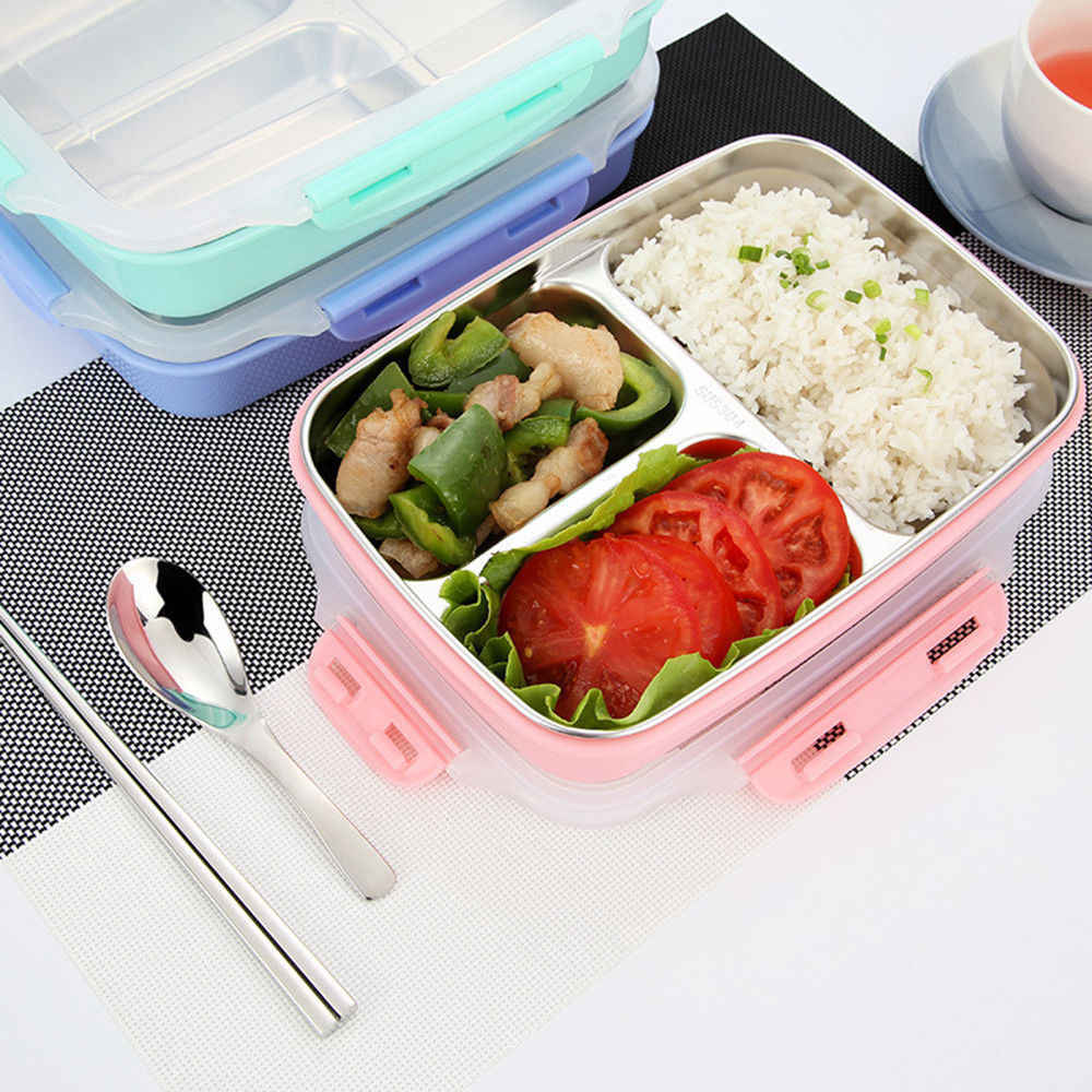 2019 Newest Hot High Quality Silicone Collapsible Folding Lunch Box Portable Travel Food Storage Container