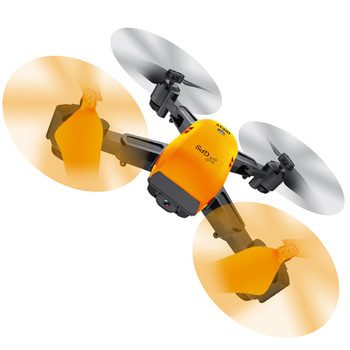 Le Idea IDEA7 Foldable RC Drone 2.4G 720P Camera Quadcopters With GPS Altitude Hold Follow Waypoints Auto Return RC Airplanes 2