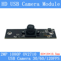 CCTV كاميرا مراقبة 2MP OV2710 كامل HD 1080P OTG كاميرا ويب UVC التوصيل اللعب سائق MJPEG 30FPS/60FPS/120FPS وحدة كاميرا بمنفذ USB