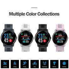 Men Smart Watch S08 SENBONO IP68 Fitness Tracker Heart Rate Monitor Pedometer Waterproof Women Smartwatch For Android IOS Phone