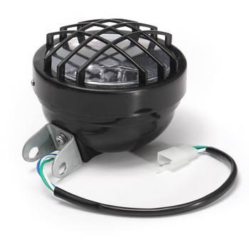 12V Motorcycle Front LED Headlight Lamp For ATV Quad 4 Wheeler Go Kart Roketa SunL Taotao