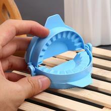 1 шт. портативный DIY инструмент для пельменей вручную Высокое качество Jiaozi устройство легко клецки плесень зажимы кухонные аксессуары