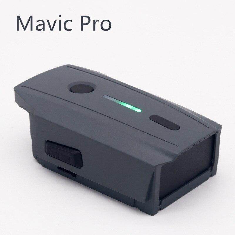 Pièces de rechange intelligentes de batterie de LiPo de vol de rechange de 11.4 V 3830 mAh 3 S pour le Drone de RC de quadrirotor de FPV de platine de DJI Mavic Pro