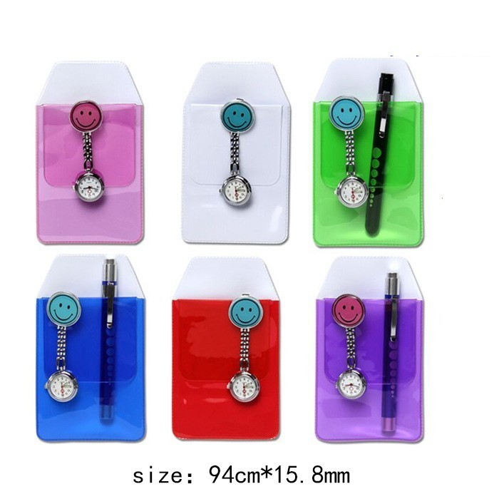 Insert Medical Pen Bag / Doctor Nurse Teacher Use / Thickening Leak-proof Ink / Smooth Surface School Supplies