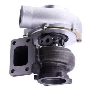 Image 3 - GT35 GT3582 GT3582R Turbo for R32 R33 R34 RB25 RB30 T3 .70 .63 A/R Turbocharger Turbolader Universal Anti Surge