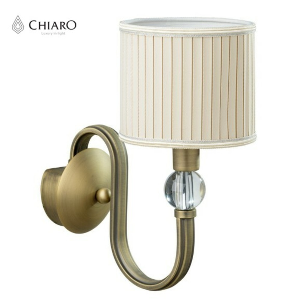Wall Lamps CHIARO 355022101 lamp Mounted On the Indoor Lighting Lights Spot compatible projector lamp for dukane 456 9060 imagepro 9060