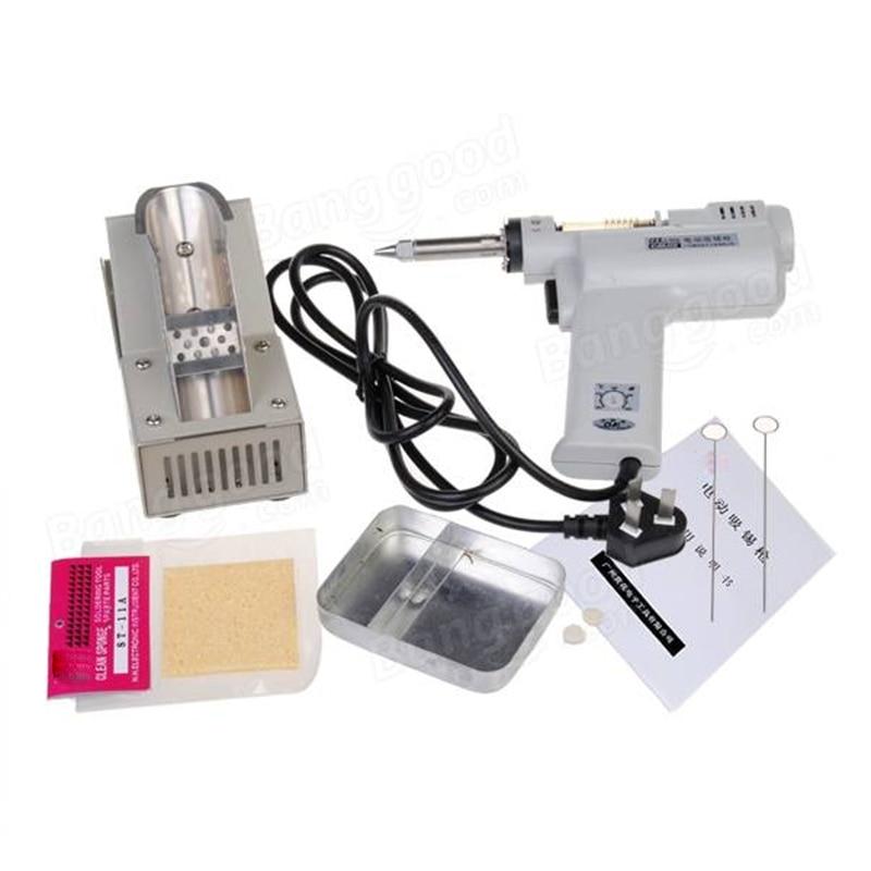 High Quality S 993A US Plug 110 130V 100W Electric Solder Sucker Soldering Iron Desoldering Guns