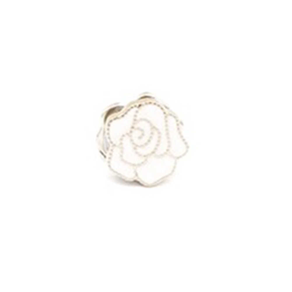 Vintage fiore Elegante magnete spilla Classico fix pin accessori hijab Musulmano Sciarpa fibbia 1PC