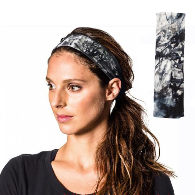 Twist Turban Headband For Women Bows Elastic Sport Hairbands Head Band Yoga Headbands Headwear Headwrap Girls Hair Accessories